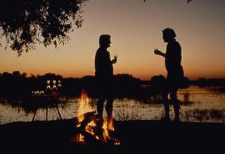 Campfire Cocktails on safari