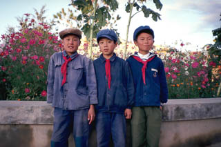 Young Pioneers Chengdu China