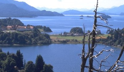 Andean Lakes Crossing Tour