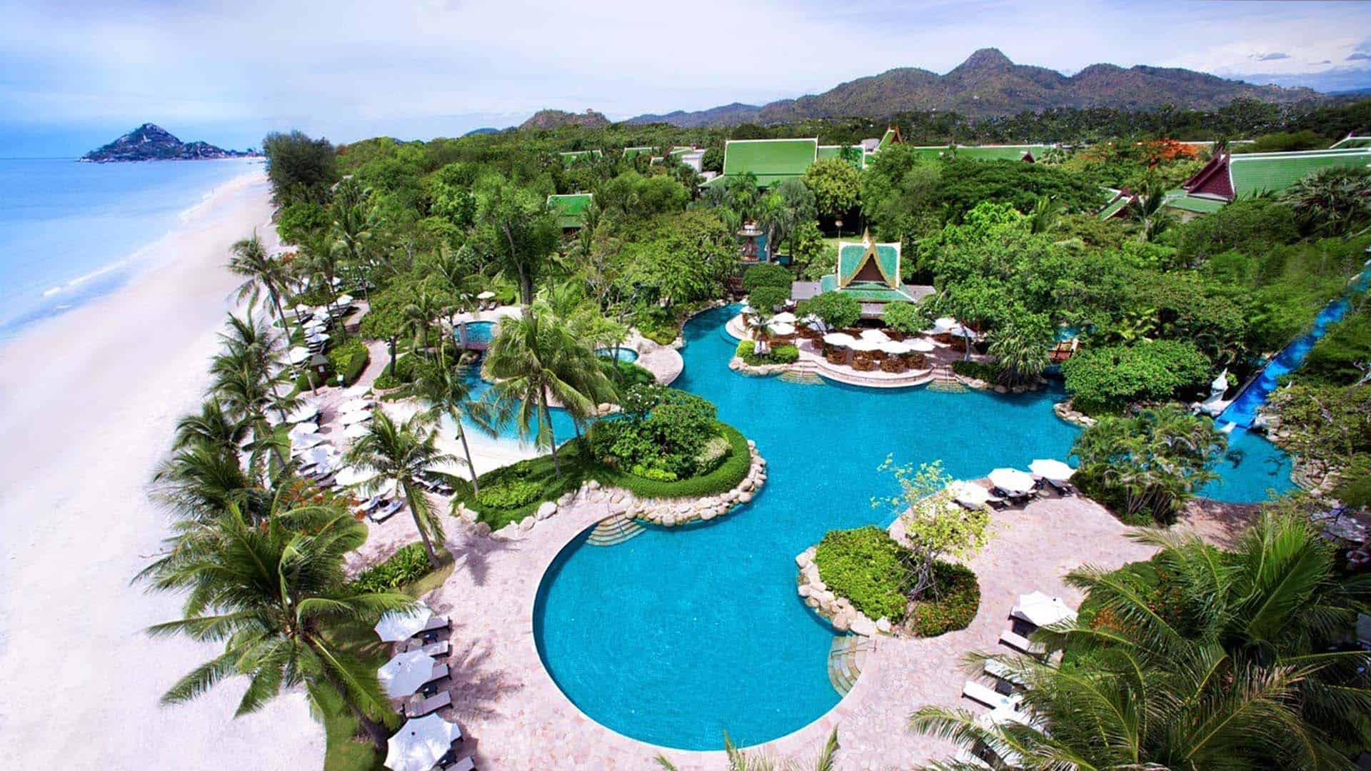 Hua Hin Thailand Hyatt Regency Resort